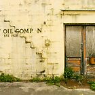 Bert Oil Co by Larry  Grayam