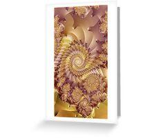 autumngirl Image3- Exquisite Sepia + Parameter Greeting Card
