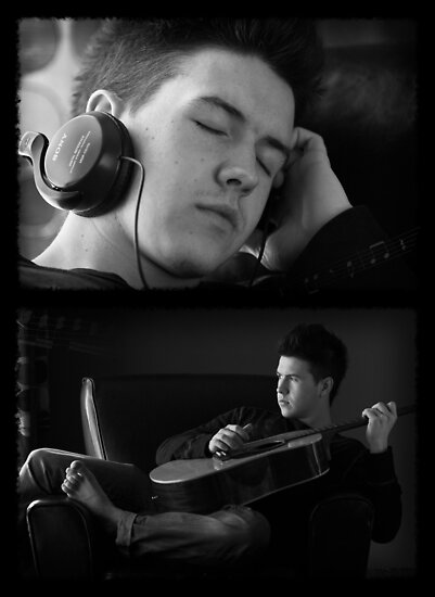 There is Always the Music... by Johanne Brunet