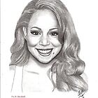 Mariah Carey by emarshall