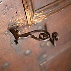 Old Door Handle by awiseman