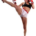 Kick Boxer II by Darren Henry