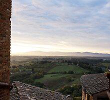 Tuscan Morning by awiseman