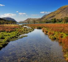 Lake Buttermere by Peter Hammer