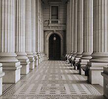 Parliament House - Melbourne by Stephen Horton