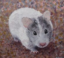 Jasmine My Hamster by Marie Edlin