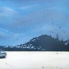 Salt Flats Racer 1 by Richard Yeomans