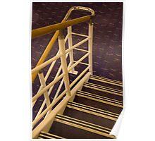 Windstar Stairway Poster