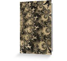 Exquisite Sepia carolyn Image 1 + Parameter Greeting Card