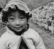 Cute.Phakding,Nepal Himalayas 2005. (Version #2) by Neil Bussey