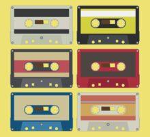 color audio tape by Alejandro Durán Fuentes