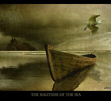 The Solitude of the Sea 3 by Carlos Casamayor