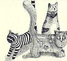 Cats by Zelfit
