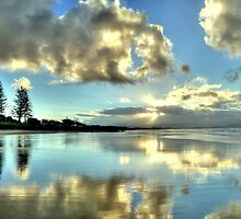 Byron Reflection by eyeinthesky