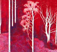 """Ghost Forest"" (Huonbrook)  by Karyn Fendley"