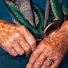 Hands... by Malcolm Garth
