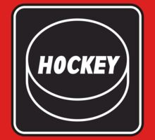 Hockey Puck by Roberto Irace