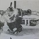 Goalie by Christopher Clark
