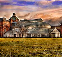 The People's Palace HDR by redpaul