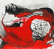 Inferno by Gabriela Mesa-Jonassen