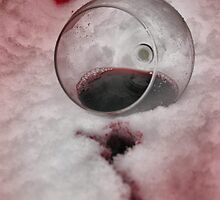 Don't Cry Over Spilled Wine by SharonAHenson