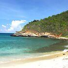 Maya Beach by Cristóbal Alvarado Minic