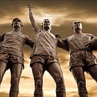 The United Trinity by TheNug