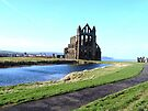 Whitby Abbey. by sweeny