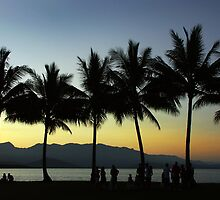 Beachparty - Port Douglas by Hans Kawitzki
