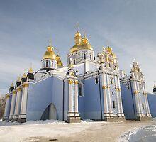 St. Michael's church by Vladislav Sournine