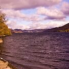 Coniston Water by Trevor Kersley