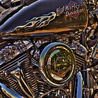 Harley Davidson by marcopuch