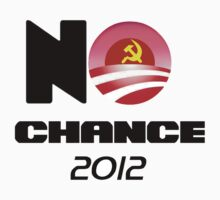 No Chance 2012 by brado62442