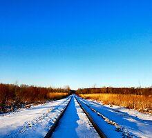An Endless Rail by Christopher Keough