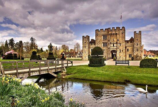 Hever Castle by Sarah  Dawson