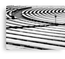 Memorial Amphitheater ~ Part One Canvas Print