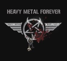 Heavy Metal Forever by Projectsilver