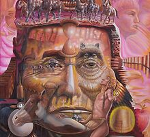 Chief Joseph  ''NATIVE''  by Jerel Baker