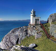 Muntevary Lighthouse by Marloag
