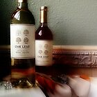 PINOT GRI & WHITE ZIN by Laura E  Shafer