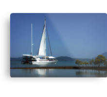 Reef Cruiser - Port Douglas Metal Print