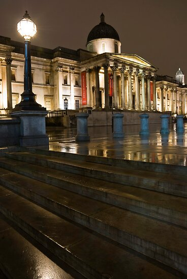 National Gallery London by Brett Still