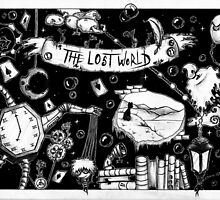 The Lost World by Lea-Poupaert