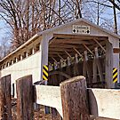 Banks Covered Bridge by Monnie Ryan