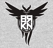 Broken Skateboards Crest by BrokenSk8boards
