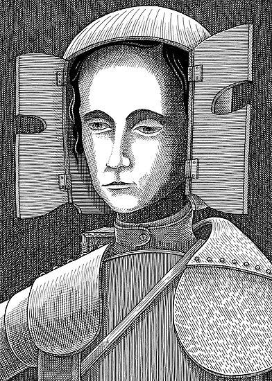 White Knight by Gavin L. O'Keefe