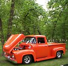 1950's Ford Pickup by Matthew Sims