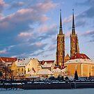 Wrocław Cathedral by Dominika Aniola