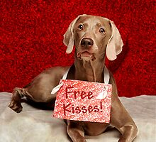 Free Kisses   by Mindy Wilson