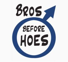 Bros before hoes - Menfolk series by gnubier